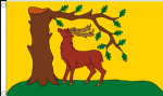 Berkshire Large County Flag - 5' x 3'